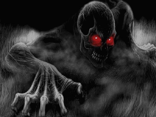 Điềm báo trong giấc mơ thấy quỷ