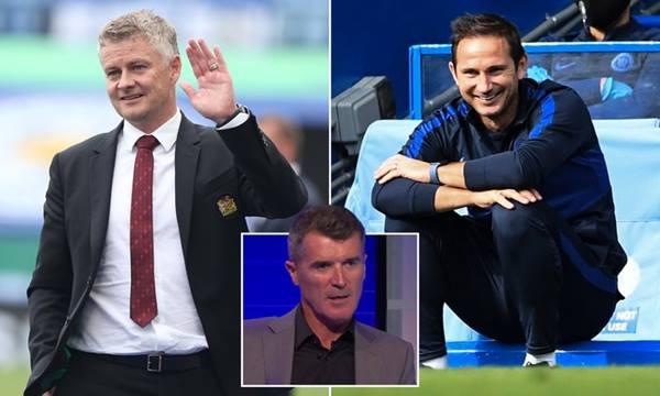 Roy Keane đánh giá Lampard hay hơn Solskjaer