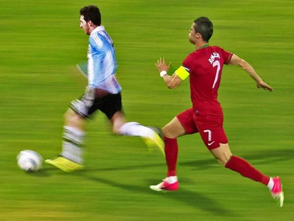 Cách chạy nhanh trong bóng đá của các cầu thủ chuyên nghiệp