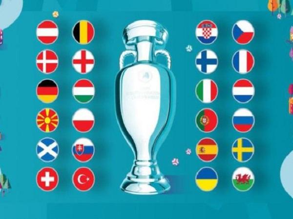 1xbet dự đoán đội tuyển vô địch VCK Euro 2021