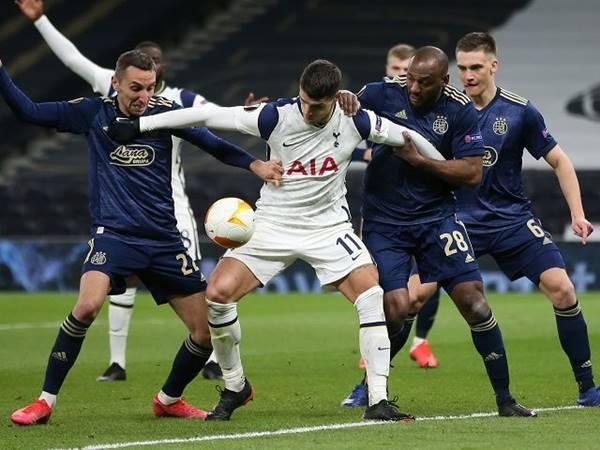 Nhận định trận đấu Dinamo Zagreb vs Tottenham (00h55 ngày 19/3)