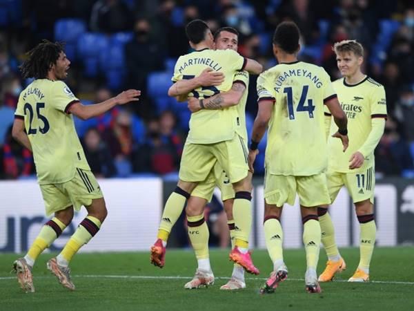 Bóng đá QT 20/5: Arsenal đại thắng trong trận cầu 4 bàn