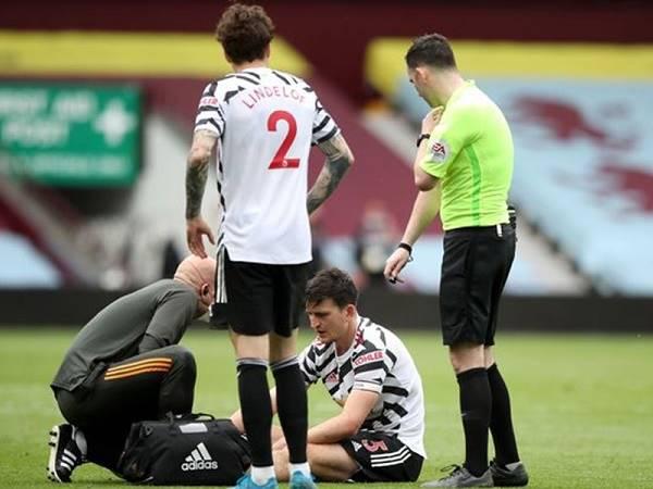 Bóng đá quốc tế sáng 11/5: MU có thể mất Maguire đến hết mùa giải