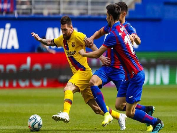 Nhận định bóng đá Eibar vs Barcelona (23h00 ngày 22/5)