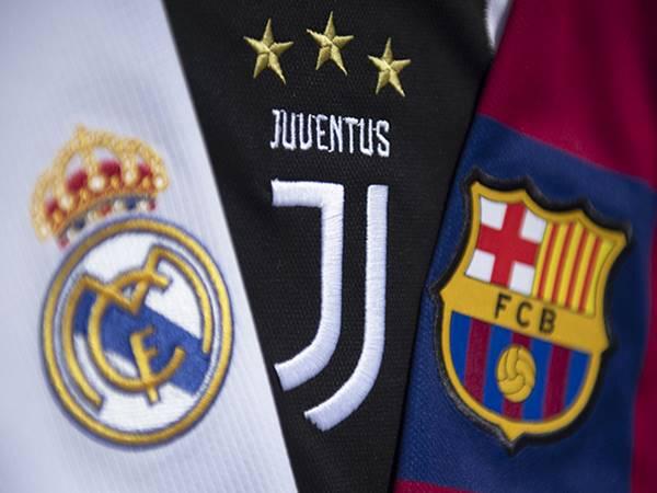 Bóng đá QT 16/6: Juventus, Barca và Real dự Champions League mùa tới