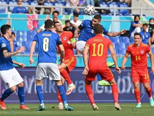 Bóng đá quốc tế sáng 21/6: Ý đi vào lịch sử EURO
