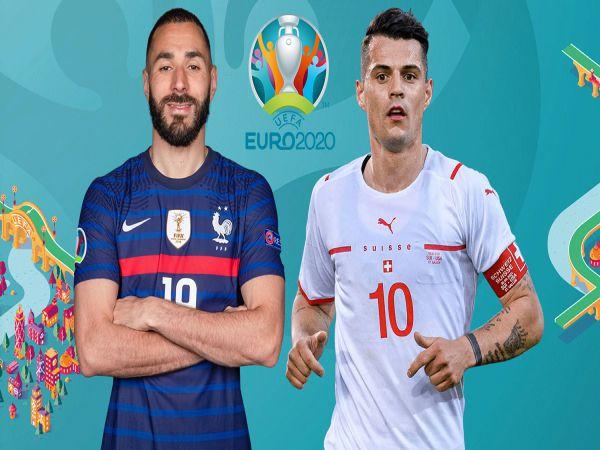 Soi kèo Pháp vs Thụy Sĩ, 2h00 ngày 29/6 - Euro 2021