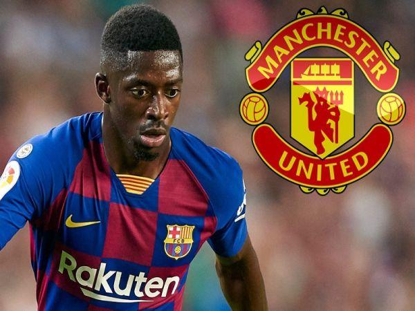Tin bóng đá tối 12/7: MU đi đêm Ousmane Dembele